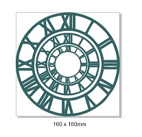 Clocks, multi sized. 160 x 160mm .min buy 3.